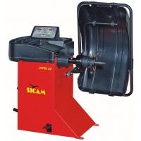Балансировочный станок с автоматическим вводом двух параметров Sicam SBM 55S