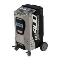 Станция автоматическая для заправки автомобильных кондиционеров  TopAuto  RR400N