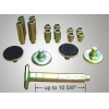 Проставки для 2х-ст. подъемников SA 45-55