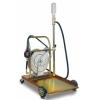 Передвижной комплект для маслораздачи с катушкой